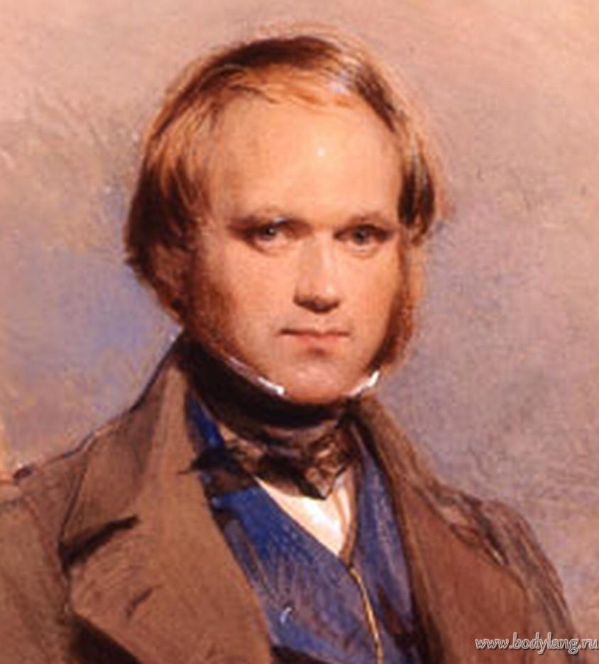 Чарльз Дарвин | История в лицах